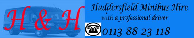 Huddersfield Minibus Hire